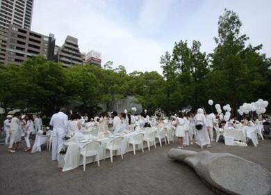 神戸ホワイトディナー