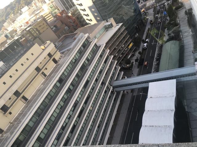 中央区総合庁舎 進捗写真