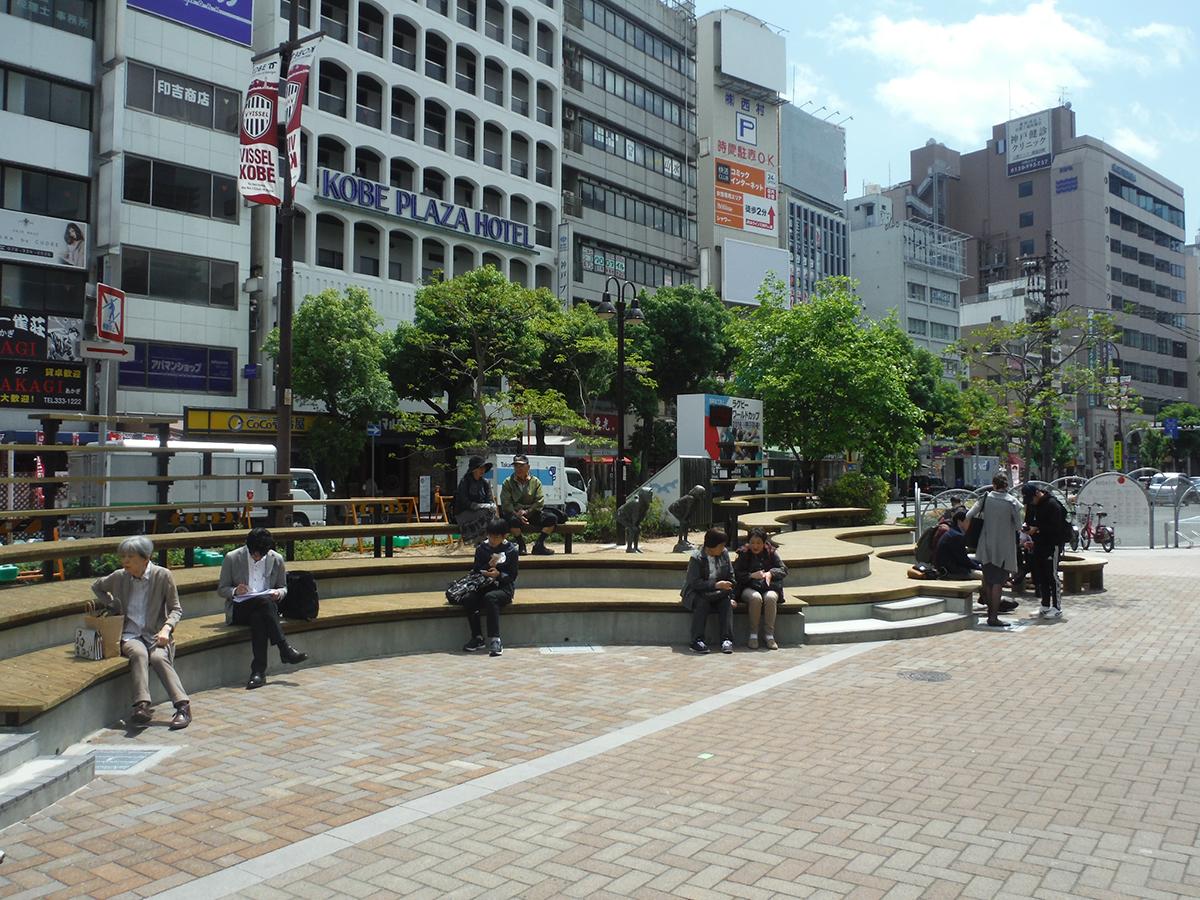 JR元町駅前まちなか拠点