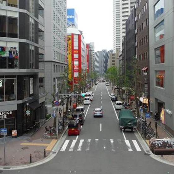 葺合南54号線が歩行者優先の道に生まれ変わります