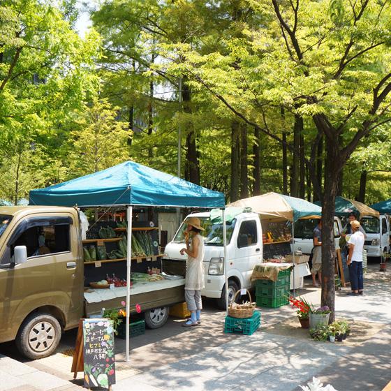 東遊園地 アーバンピクニックの開催(平成30年度)
