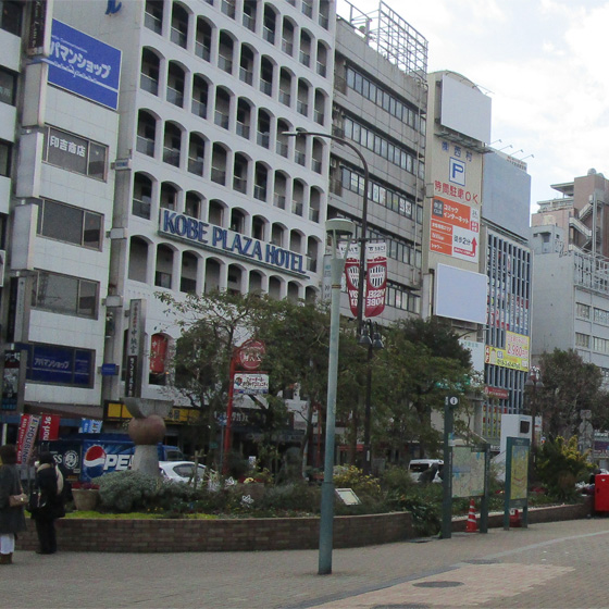 JR元町駅東口前が新たな空間(まちなか拠点)に生まれ変わります