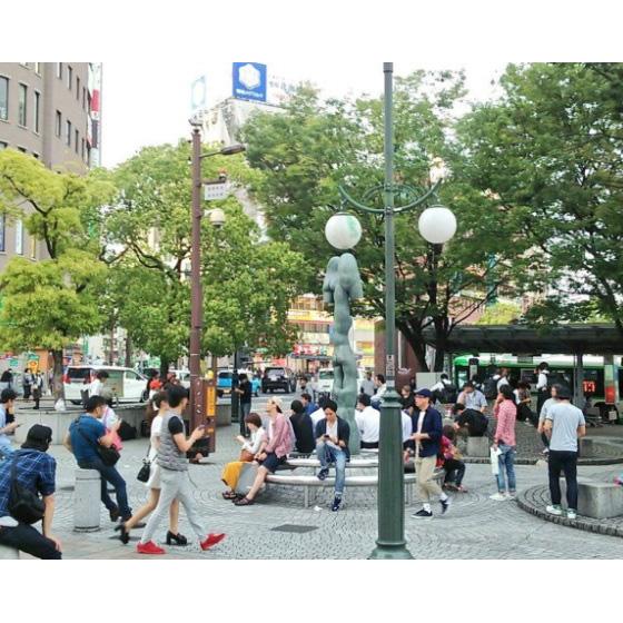 神戸三宮「さんきたアモーレ広場」の新たなデザイン提案募集