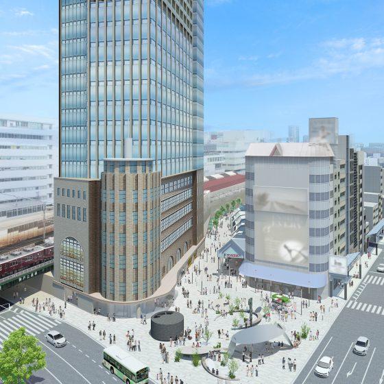 「神戸三宮阪急ビル」が4 月26日に開業します 神戸の中心地・三宮に相応しいランドマークとなることを目指して