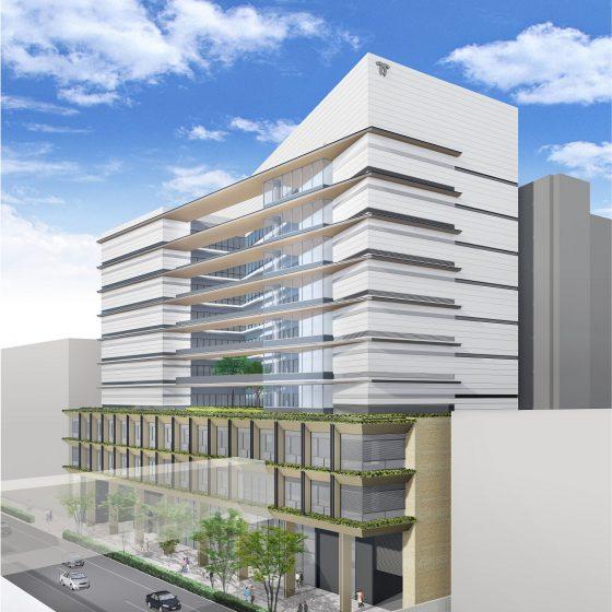 「新中央区総合庁舎整備基本計画」の策定